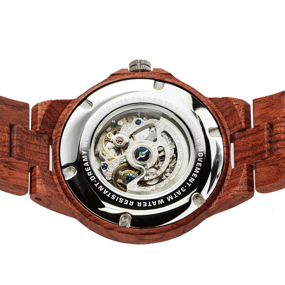 Kosso Wooden Watch