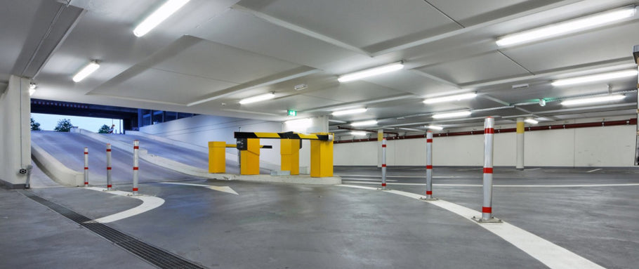 Why Install LEDs for Parking Lot Lighting