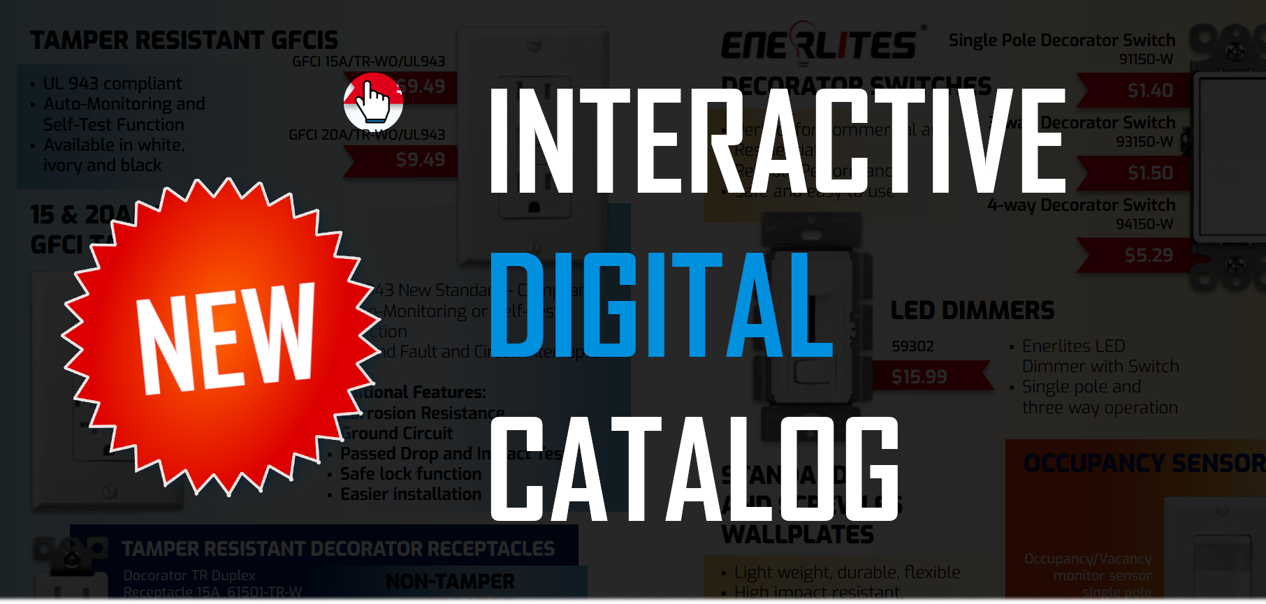 Shop From Our Interactive Digital Catalog