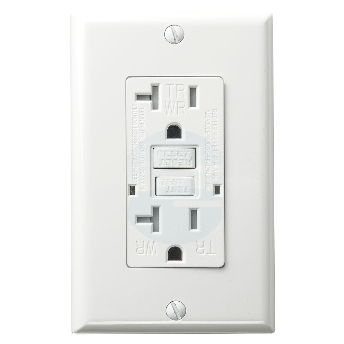 20a Tamper/Weather Proof GFCI Outlet