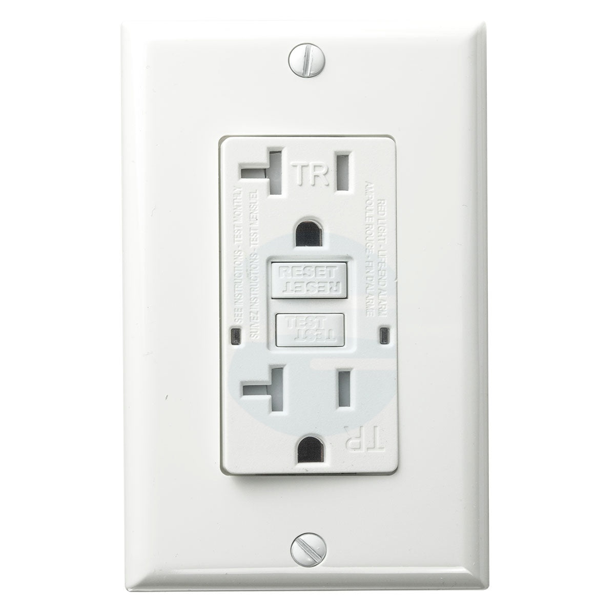 20a Tamper Proof GFCI Outlet