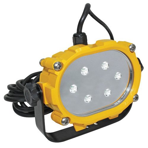 LED Dock Light - 16W - 5000K - 1,400 lumens
