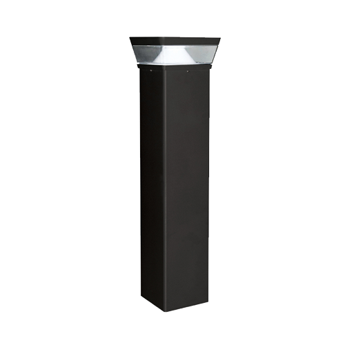 Square COB LED Standard Voltage Bollard