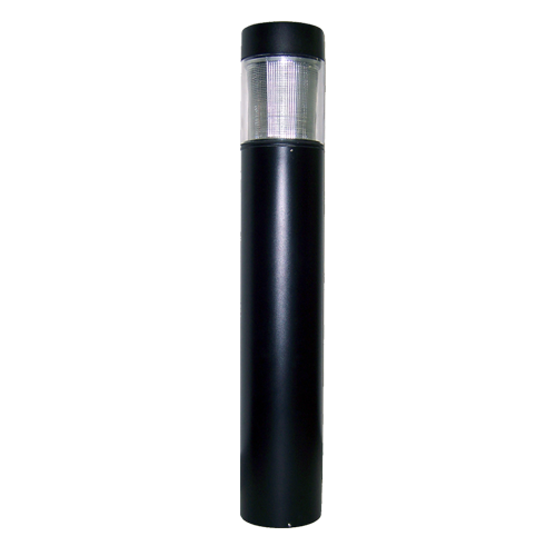 EasyLED Flat Top Bollard with Glass Lens - Type - Wide Beam Spread