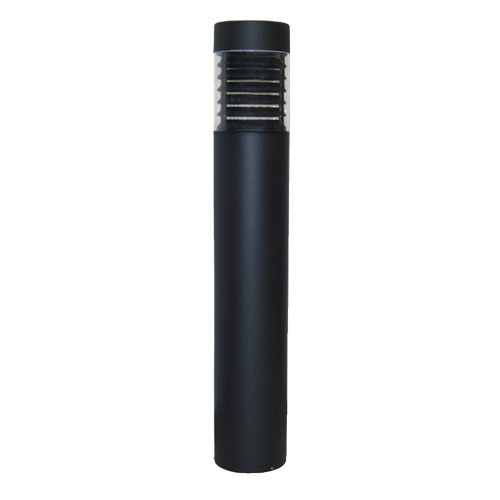 EasyLED Flat Top Bollard with Louvers