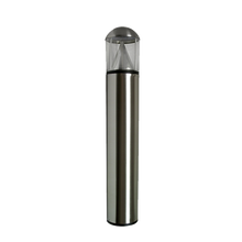 EasyLED Dome Stainless Steel Bollard with LED Cone Reflector - Type III