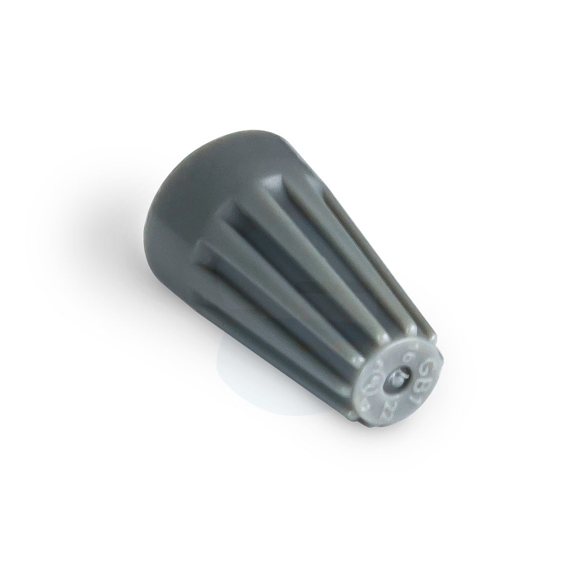 1,000 Screw-On Gray Wire Connectors