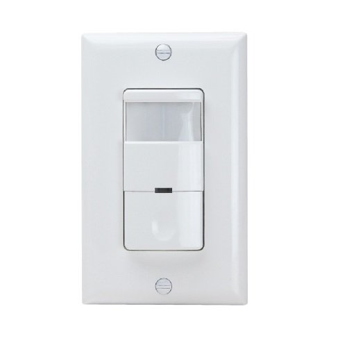 Decorator PIR Occupancy Sensor/Night Light