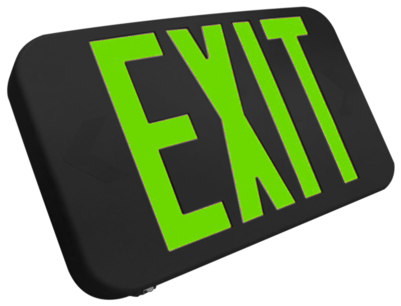 Exit Sign LED - Compact Thermoplastic