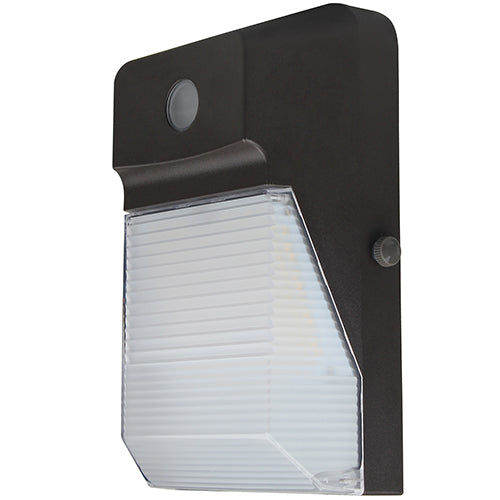 Wall Pack LED with Frosted Polycarbonate Lens - 20 Watts - 2,400 Lumens