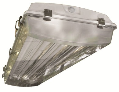 Wet Location High Bay - 6 Lamp T8 - 84 Watt - 12,600 lumens