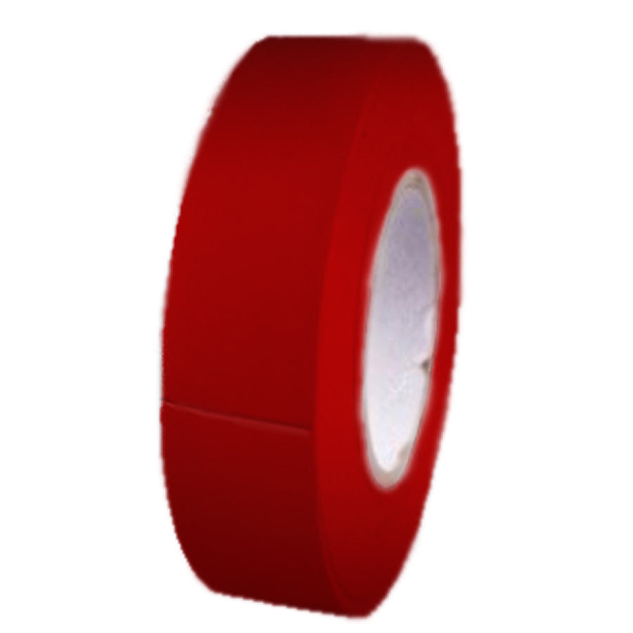 Red Vinyl Plastic Electrical Tape