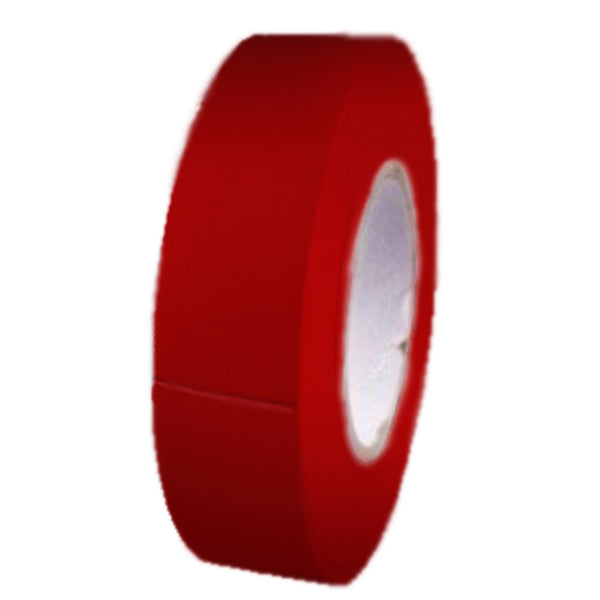 "Electrical Tape - Red Vinyl Plastic - 3/4"" - 60ft [10ct]"