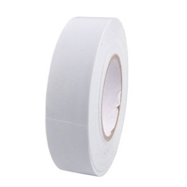 "Electrical Tape - White Vinyl Plastic - 3/4"" - 60ft [10ct]"