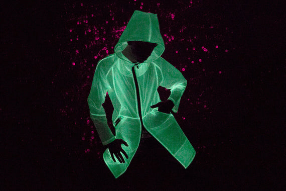 $920 for a Glow Jacket? Make your own for a fraction of the cost!