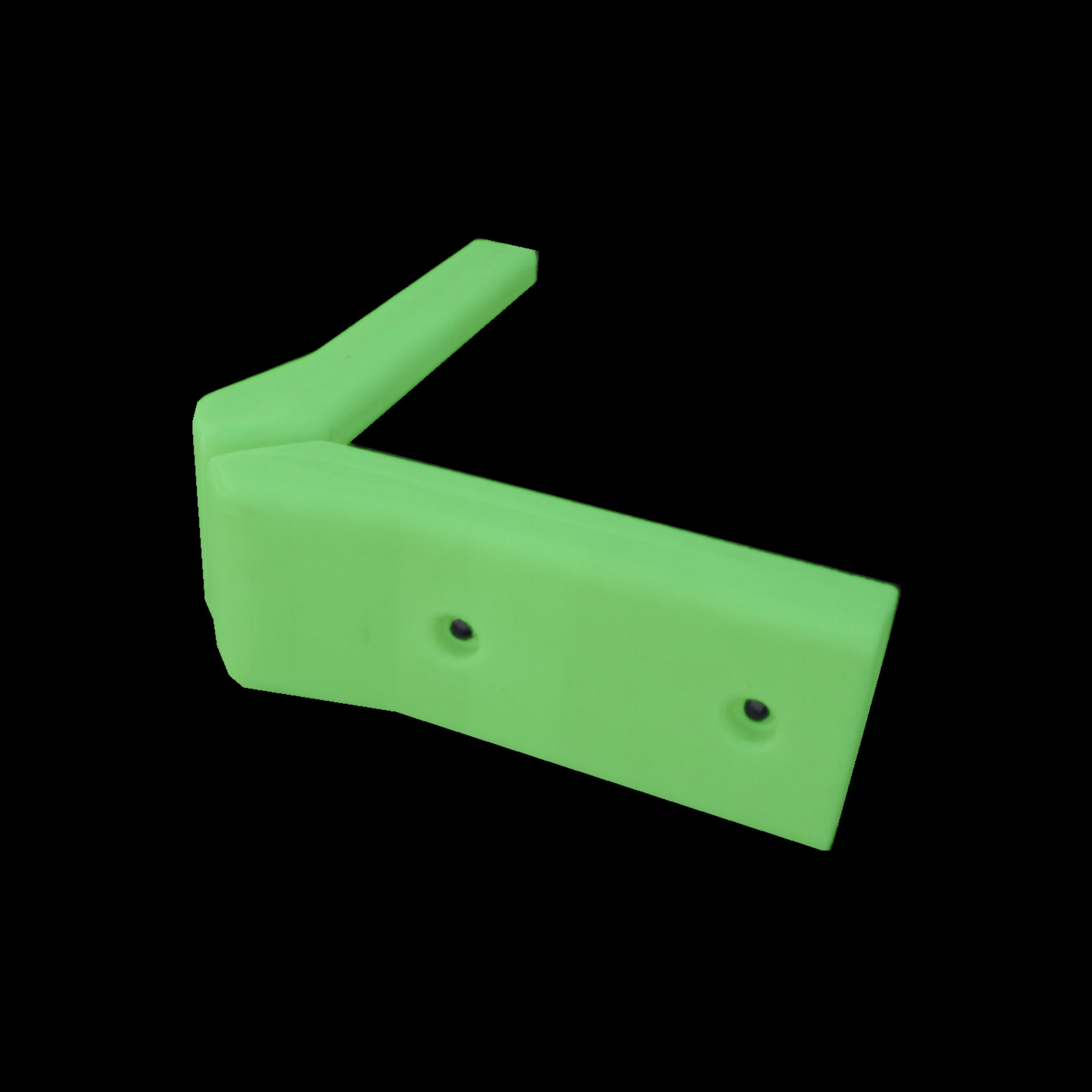 Glow in the Dark Corner Dock Bumper