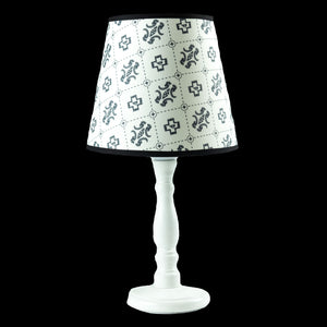 Patterned Table Lamp