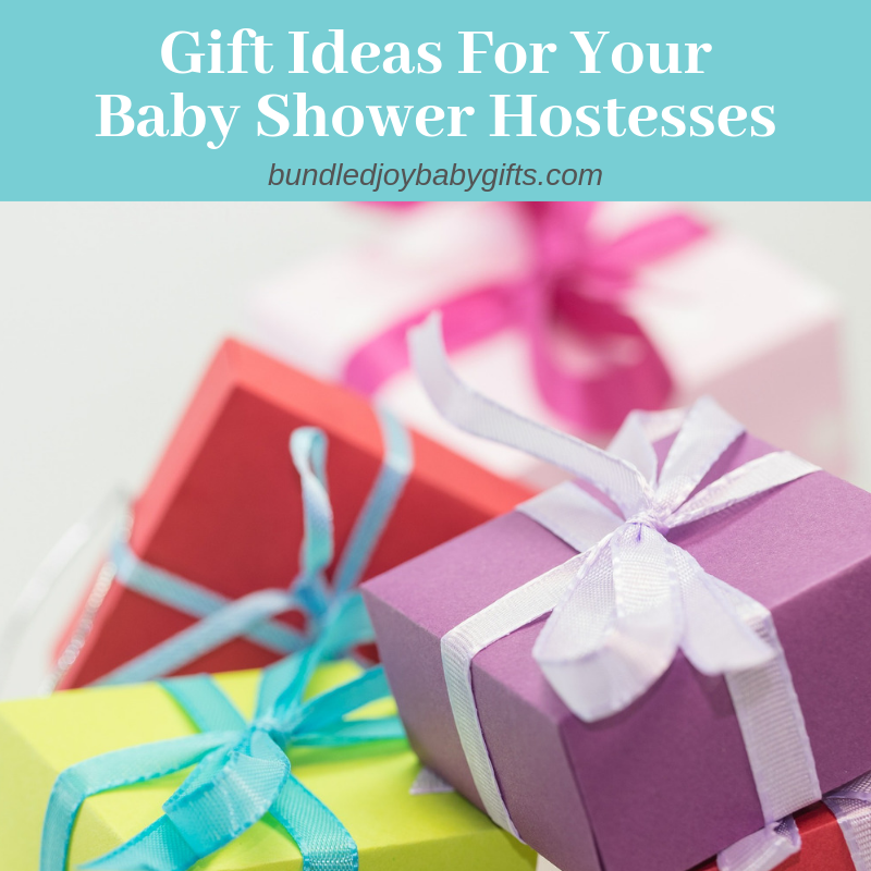 Gift Ideas For Your Baby Shower Hostesses