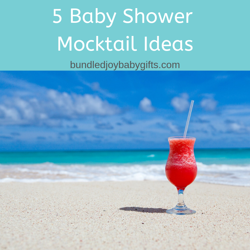 5 Baby Shower Mocktail Recipes