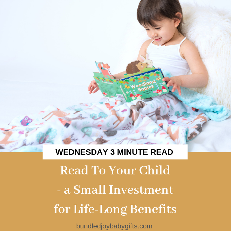 Read to your baby from Day ZERO!