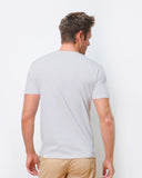 Amsterdam Light Grey Tshirt