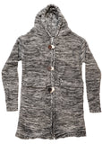 Duffle Coat- Grey