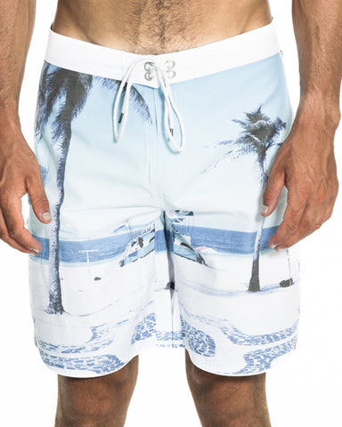 Ipanema Knee Length Boardshorts