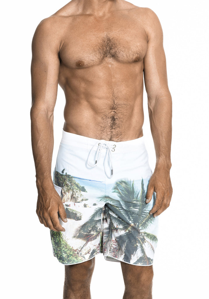 Tulum Knee Length Boardshorts