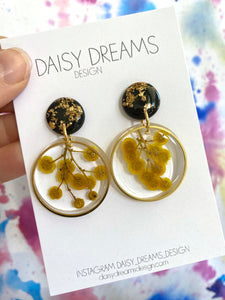 Wattle Statement Earrings