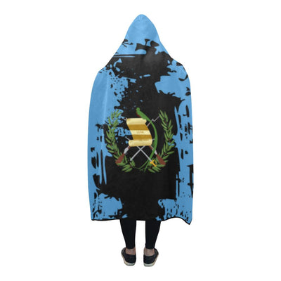 Guatemala - Hooded Blankets