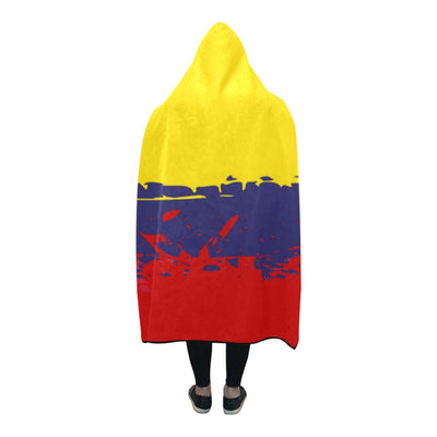 Colombia - Hooded Blankets