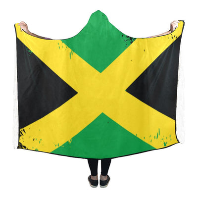Jamaica - Hooded Blankets