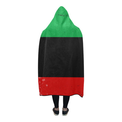 Pan African - Hooded Blankets