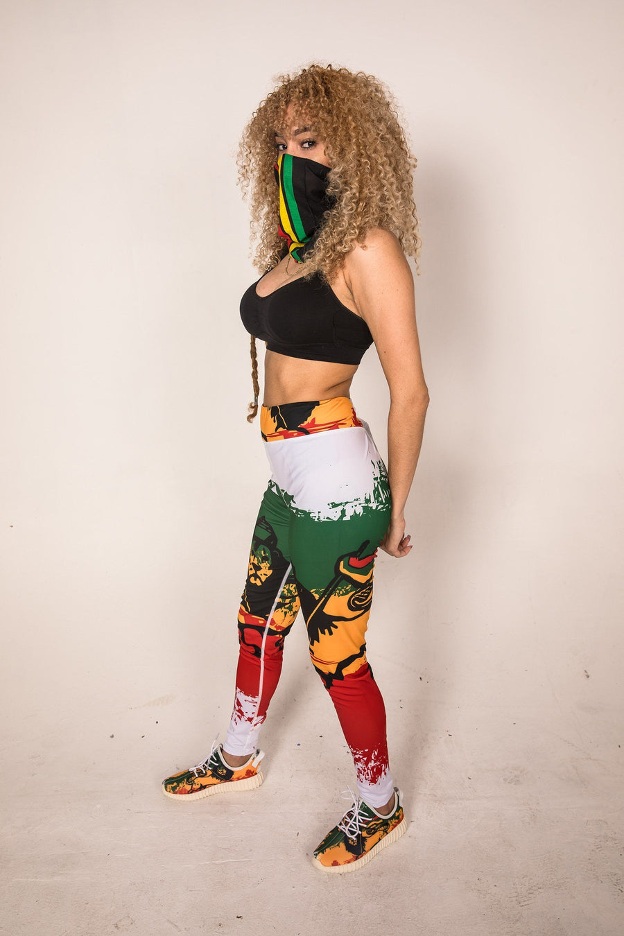 Rastafarian - Queen Sheba™ Leggings