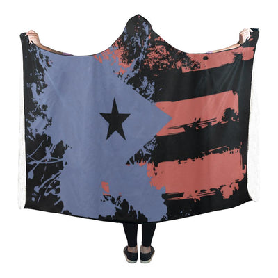 Puerto Rico - Hooded Blankets