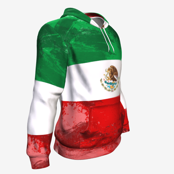 Mexico - Aztec™ Hoodies