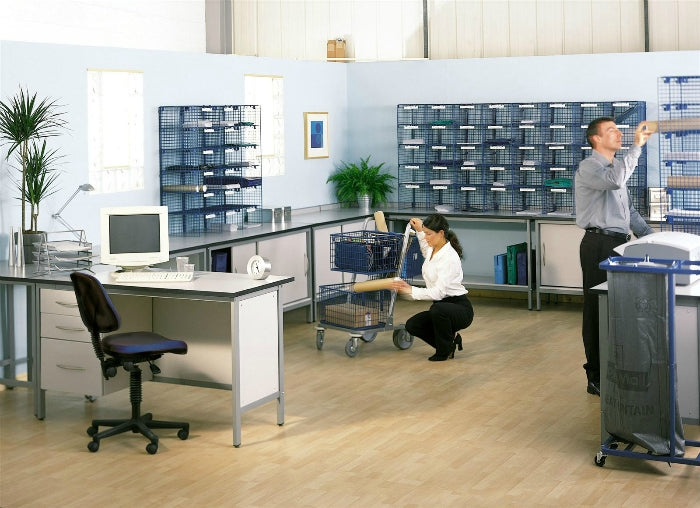 Mail Room Design, Post Room Furniture & Equipment Suppliers UK