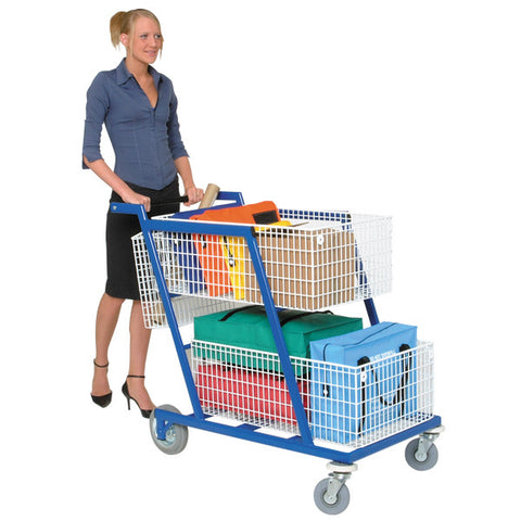 MT16 Mail Trolley