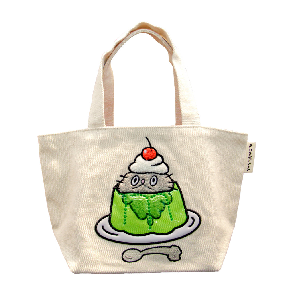Lunch Tote / Cat Boo-chan --Creco (Creators' Collection)