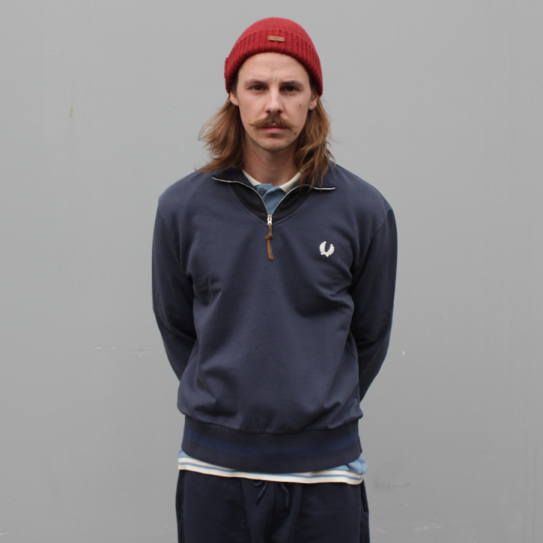 8dc8d7f8ce72 FRED PERRY X NIGEL CABOURN