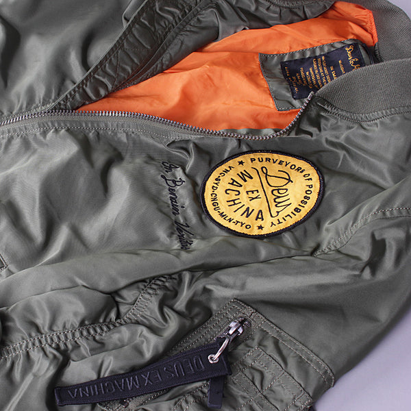 Deus x Alpha Industries MA-1 Flight Jacket