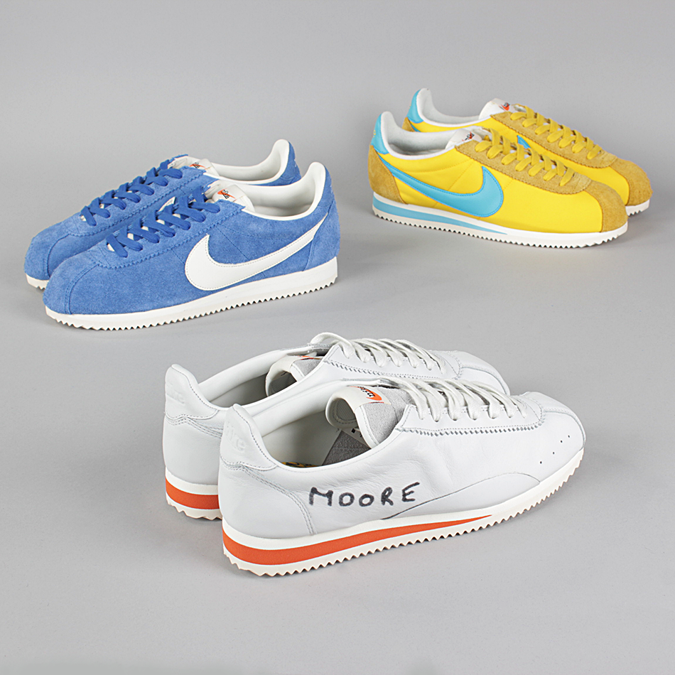 reputable site 60279 d74f1 Prime | NIKE CORTEZ KENNY MOORE COLLECTION
