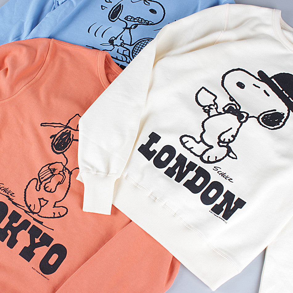 TSPTR X PEANUTS VINTAGE CITY PACK