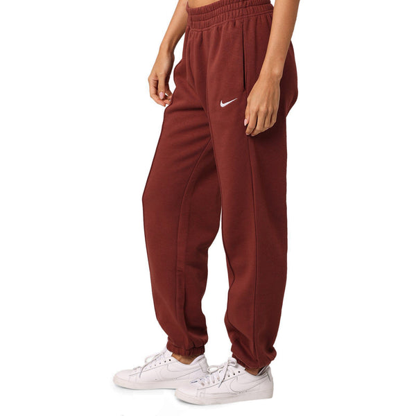 Nike W' NSW Pant Fleece Trend - Dark-Pony/White