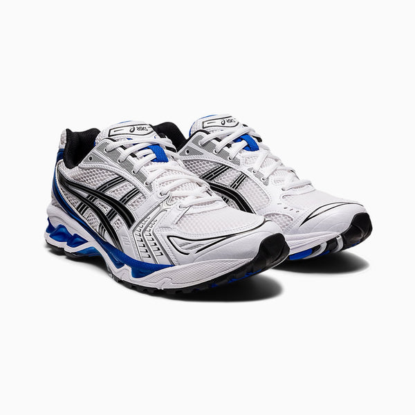 ASICS GEL-KAYANO 14 - White/Tuna Blue