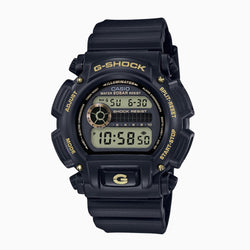 G-SHOCK DIGITAL - BLACK/GOLD