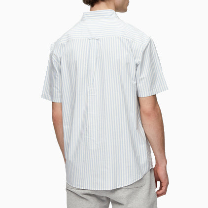 Carhartt Simon Shirt - Simon Stripe/Bleach