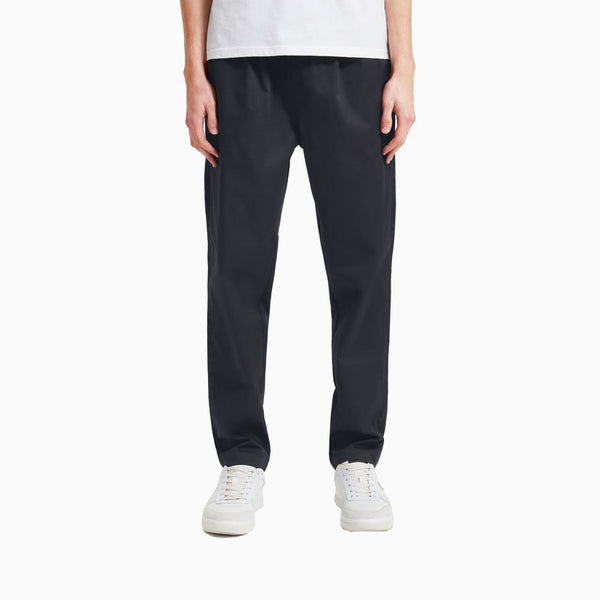 Fred Perry Drawstring Twill Trouser - Navy