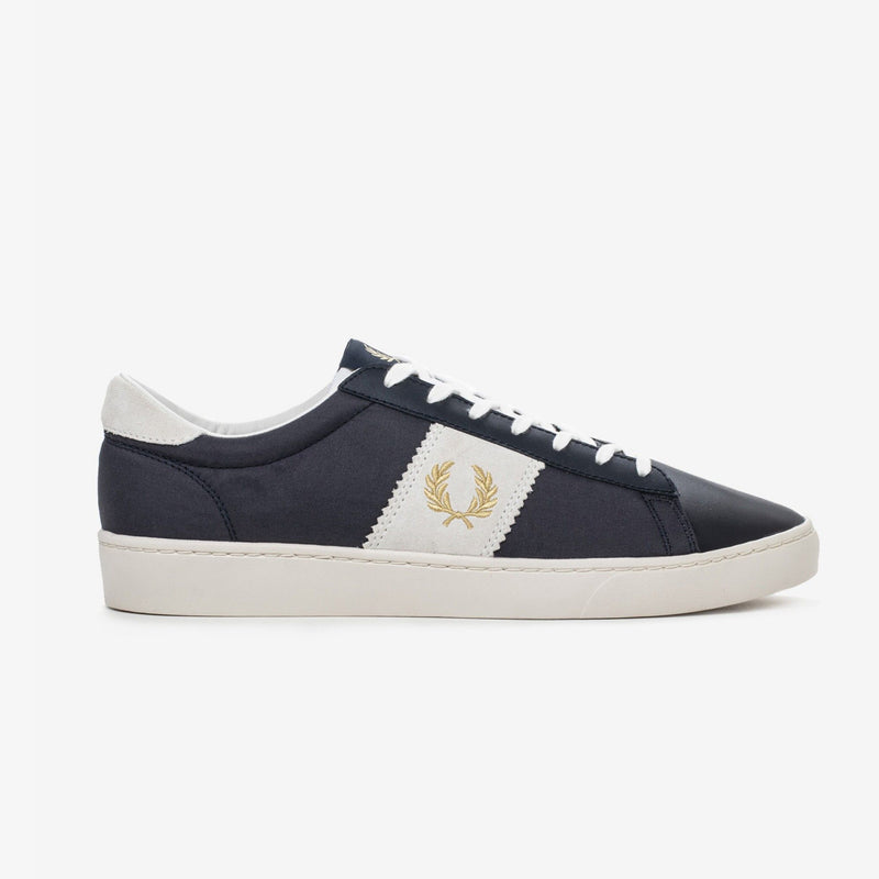 Fred Perry Spencer Poly Suede - Navy