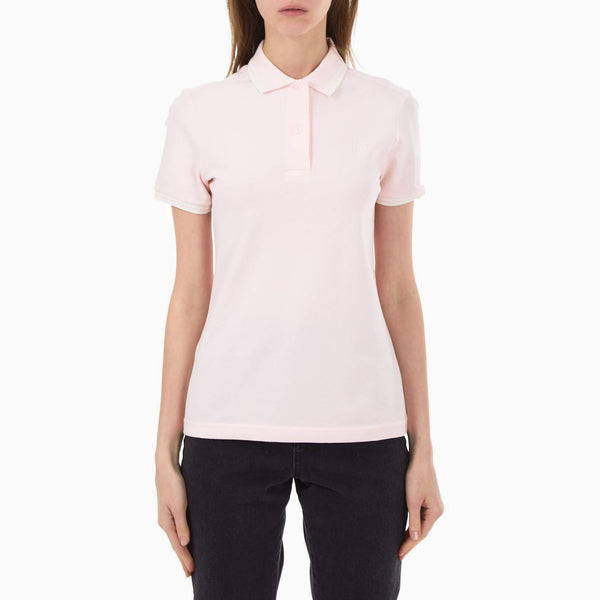 Fred Perry Twin Tipped Fred Perry Shirt - Iced Pink